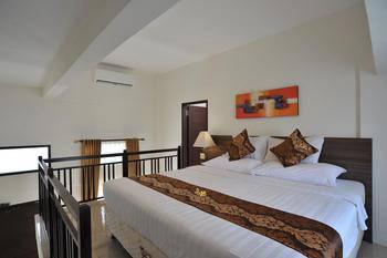 Ganga Hotel & Apartment Bali - Superior Room Gelap Terang 2021