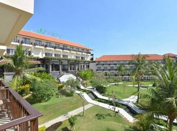 New Kuta Hotel A Lexington Legacy Hotel