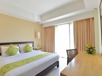New Kuta Hotel Bali - Junior Suite Ocean View Regular Plan