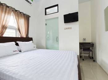 RedDoorz near Sudirman Station Jakarta - RedDoorz Room Regular Plan