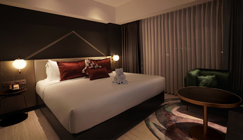 Awann Sewu Boutique Hotel & Suite Semarang - Deluxe King Bed Non Smoking Idul Fitri Period