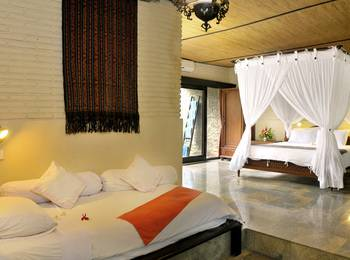 Hidden Paradise Cottages Bali - Family Room Regular Plan