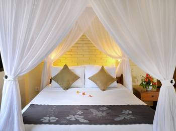 Hidden Paradise Cottages Bali - Standard Room Regular Plan