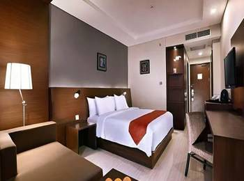 Aston Imperial Bekasi Hotel Bekasi - Deluxe Room  January Deals