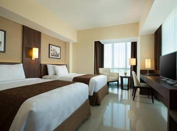 Best Western Papilio Hotel Surabaya - Deluxe Twin Regular Plan