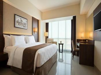 Best Western Papilio Hotel Surabaya - Deluxe Double Smoking  Multi Nights Stay