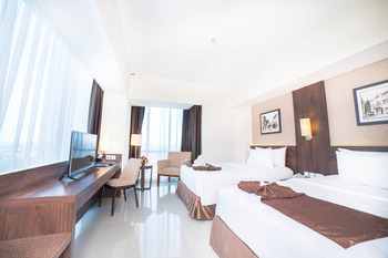 Best Western Papilio Hotel Surabaya - Deluxe Twin Non Smoking Without Breakfast Regular Plan