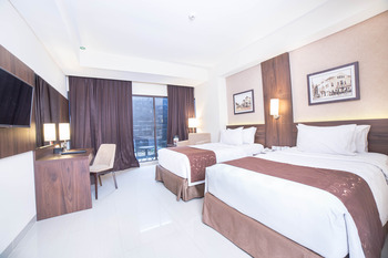 Best Western Papilio Hotel Surabaya - Superior Twin Room Without Breakfast Last Minute