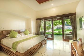 The Chandi Boutique Resort Lombok - Garden View Regular Plan