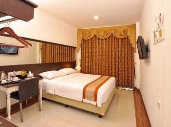 The Victoria Luxurious Guest House Bandung - Deluxe Double Non Balcony Regular Plan