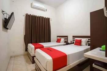 RedDoorz Syariah @ Andalas Asri Bandar Lampung - RedDoorz Twin Room AntiBoros