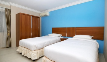 Safina Inn Syariah Sekupang Batam Batam - Superior Twin Room Only Regular Plan