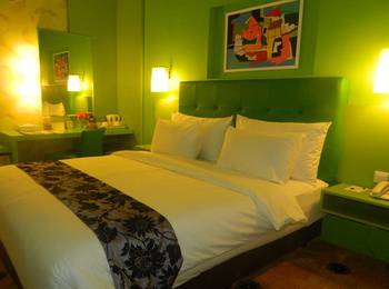 Aquarius Boutique Hotel Sampit