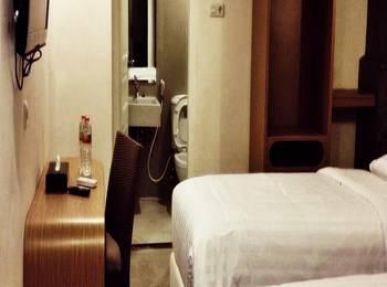 Ramayana Hotel Makassar - Deluxe - With Breakfast Promo Hemat !!