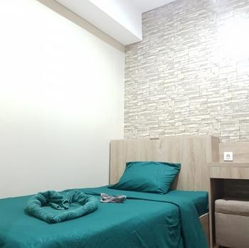 Nature's Room @Springwood Residence Serpong Tangerang - 2 kamar Tidur /Night room only Regular Plan