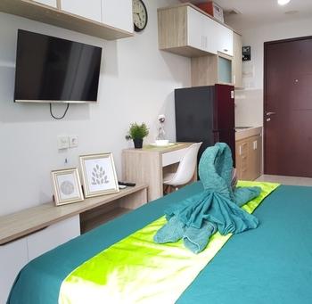 Nature's Room @Springwood Residence Serpong Tangerang - 3 Jam Stay / room only Regular Plan