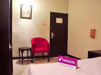 Tinggal Standard at Jalan Mangga Besar IV Jakarta - Deluxe Room April Last Minute Discount - 45%