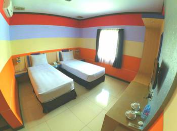 Grand Hani Hotel Lembang - Standard Room Twin   Regular Plan