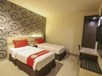 NIDA Rooms Penga Yoman 7 Makassar - Double Room Double Occupancy NIDA Fantastic Promo