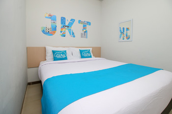 Airy Syariah Pondok Indah Tanah Kusir Dua 1 Jakarta Jakarta - Executive Double Room Only Regular Plan