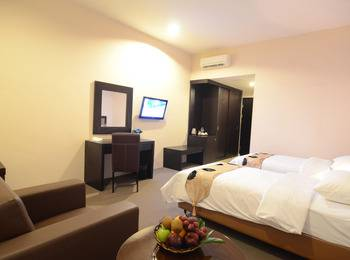Grand Kanaya Hotel Medan - Deluxe Room PROMO HOT DEAL 10%