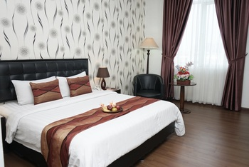 Grand Kanaya Hotel Medan - Deluxe Room Only Regular Plan