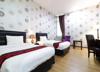 Grand Kanaya Hotel Medan - Deluxe Room Breakfast NR Regular Plan