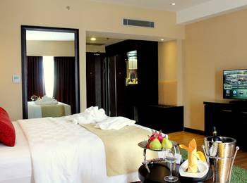 Swiss-Belhotel  Lagoi Bay - Grand Deluxe Room - With Breakfast 2 Nights Stay 25%