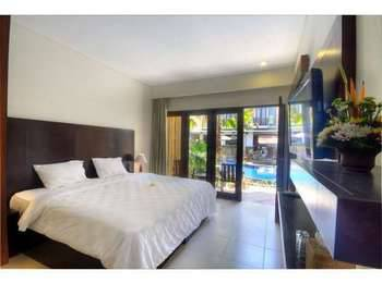 Suris Boutique Hotel Bali - Deluxe Pool Access Room Only Regular Plan