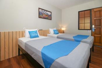 Airy Borobudur Mayor Kusen KM 2.4 Magelang Magelang - Superior Twin Room with Breakfast Regular Plan