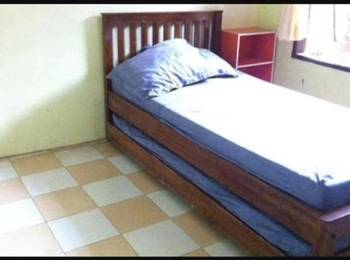 Female Homestay Jakarta - Single Room Regular Plan