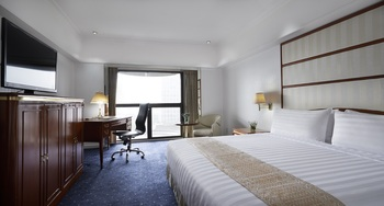 Sari Pacific Jakarta Jakarta - Deluxe King Room With Breakfast  Regular Plan