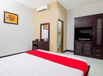 RedDoorz Near ITC Fatmawati Jakarta - RedDoorz Room Regular Plan