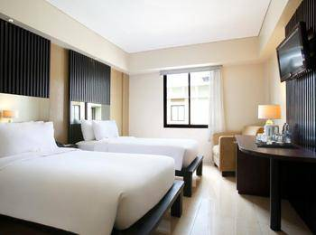 Hotel Santika Kuta Bali - Deluxe Room Twin Offer  Last Minute Deal