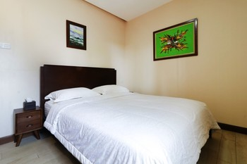Jayagiri Guesthouse Lembang - Deluxe 1st Floor Double or Twin Room Only FC Regular Plan