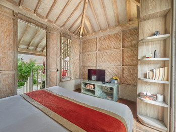 The Tempekan Heritage Bali - Classic House with Breakfast Minimum Stay Promo 3 Nights - Save 27%