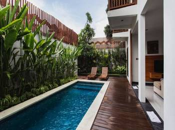 Delu Villas and Suite Bali - Two Bedroom Pool Villa - With Breakfast Get 49% discount for minimum 3 nights stay