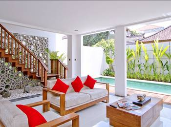 Delu Villas and Suite Bali - Three Bedroom Pool Villa - With Breakfast Regular Plan