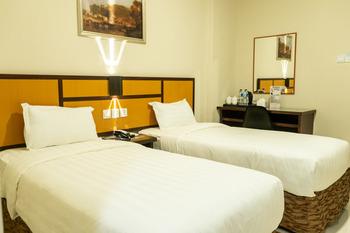 Hokkie Hotel Punggur Batam Batam - Standard Twin Regular Plan