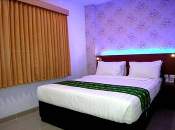Delima Hotel Banjarmasin Banjarmasin - Deluxe Room Regular Plan