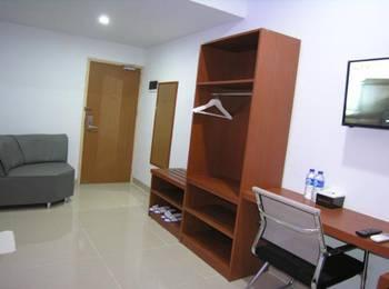 Delima Hotel Banjarmasin Banjarmasin - Executive Room Regular Plan
