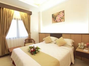 Karang Sentra Hotel Bandung - Standard Room Promo 13%