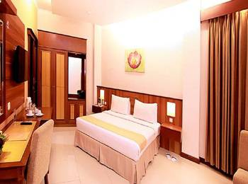 Karang Sentra Hotel Bandung - Kamar Deluxe Promo 13%