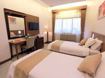 Karang Setra Hotel & Cottages Bandung - Superior Room Only Regular Plan