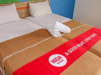 NIDA Rooms Masturi 9 Bosscha Lembang - Double Room Single Occupancy Special Promo