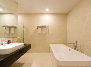 Aviary Bintaro Tangerang Selatan - Luxury Flat 2 Bedroom Regular Plan