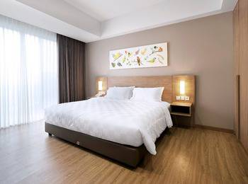 Aviary Bintaro Tangerang Selatan - Junior Flat 1 Bedroom Room Only Regular Plan