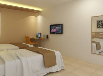 Hotel Faustine Semarang - Cozy - Room Only LAST MINUTE DEAL