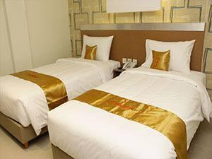 Faustine Hotel Semarang Semarang - Smart Twin Room Only Save 56%