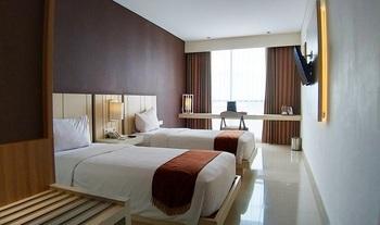Swiss-Belinn Gajah Mada Medan Medan - Deluxe Twin Room Only Regular Plan